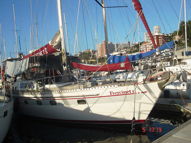 Freycint Boat