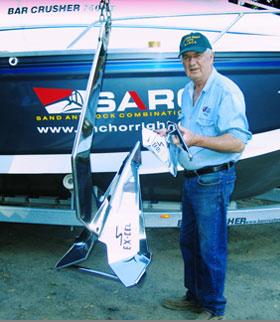 SARCA Excel Anchor Size Range