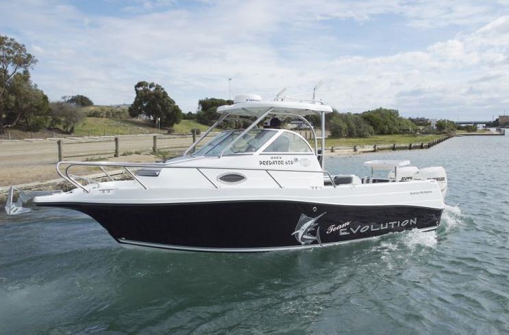 Evolutionboats Apex