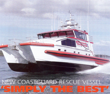 Sarca NZ Police Boat